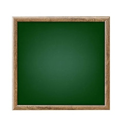 Green Chalk Board vector