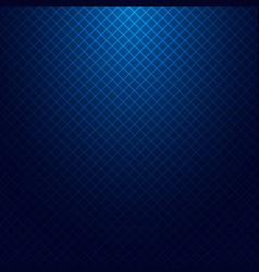 Grid lines pattern on dark blue background vector