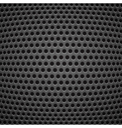 Technology background with carbon texture vector image vector image