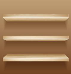 shelf vector image