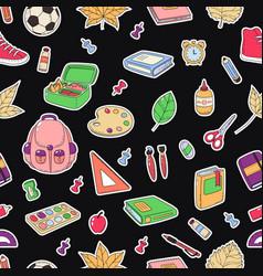 Seamless background pattern wallpaper texture vector