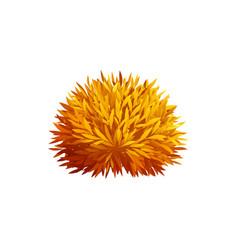 Decoratve bush vector