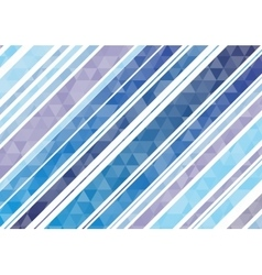 Diagonal lines backgound vector image