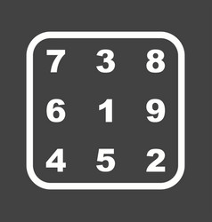 Number theory vector