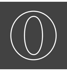 Opera vector image