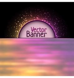 Rainbow abtract element vector