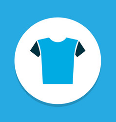 blouse icon colored symbol premium quality vector image