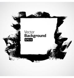 Ink frame vector