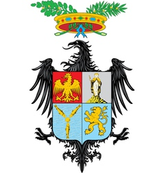Province of Palermo vector