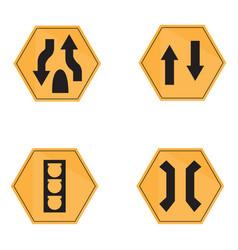 Set of transit signals vector