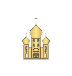 Church computer symbol vector