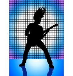 Live Concert vector image