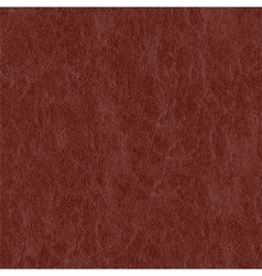Realistic leather texture vector