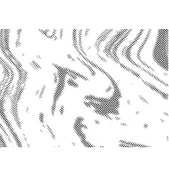 dotted black and white halftone modern layout vector image
