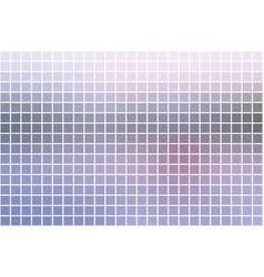 Pink grey square mosaic background over white vector