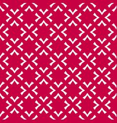 red and white texture festive background vector image