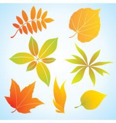 autumn again vector image
