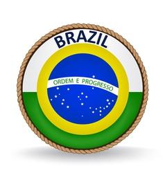 Brazil seal vector