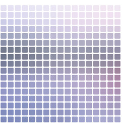 Pink grey rounded mosaic background over white vector