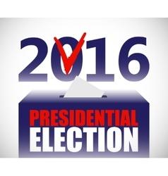 Vote Ballot and politics vector
