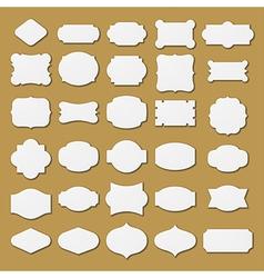 Basic labels set vector