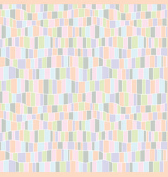 abstract pastel pattern vector image