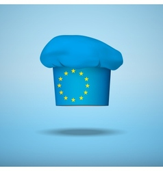 European national cuisine vector image