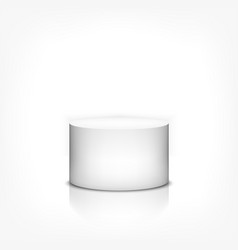 round stand vector image