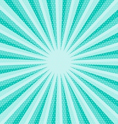 Retro Blue Star Shaped Background vector
