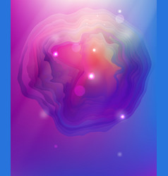 Abstract violet background for design eps vector