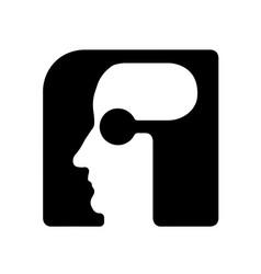 English font upper case letter a a logo logotype - vector