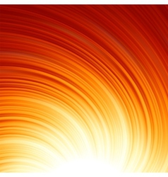 Abstract glow Twist vector image vector image
