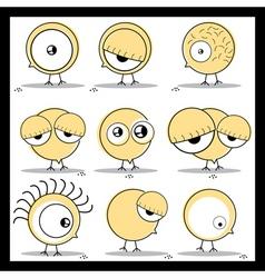 cartoon illustration vector image