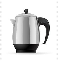 Coffee Pot Icon vector image vector image