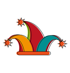 Jester hay symbol vector