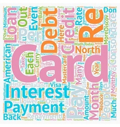 Consolidate your credit cards lower your monthly vector