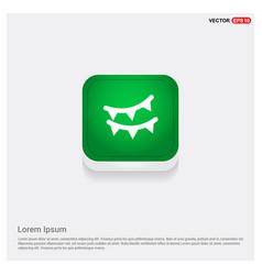 garlands icon vector image