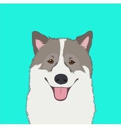 Bangkaew Dog vector