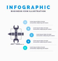 Build design develop sketch tools infographics vector
