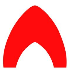Fire flat icon symbol vector