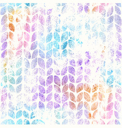 Seamless abstract watercolor pattern vector