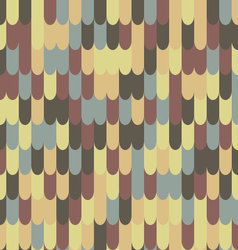 Abstract seamless roof tile pattern vector