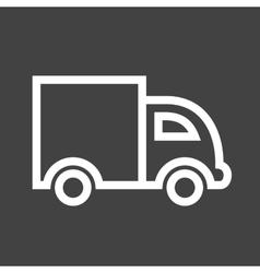 Heavy Duty Truck vector