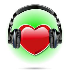 i love music 2 vector image
