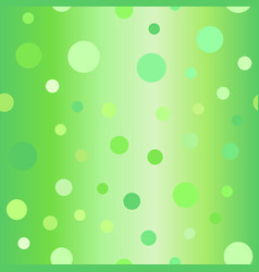glowing circle pattern seamless vector image