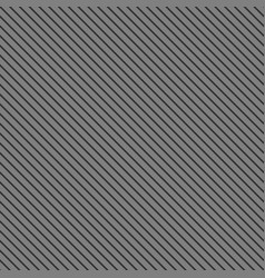 Tile black and grey stripes pattern vector