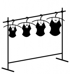 retail icon vector image