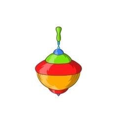Whirligig icon cartoon style vector