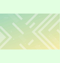 colorful geometric background dynamic shapes vector image