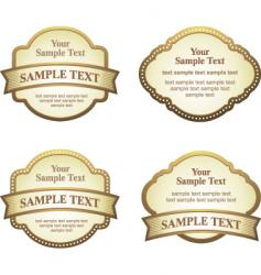 Label set vector